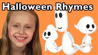 Download Ghost Family and More Halloween Rhymes | Nursery Rhymes from Mother Goose Club! Mp3 and Videos