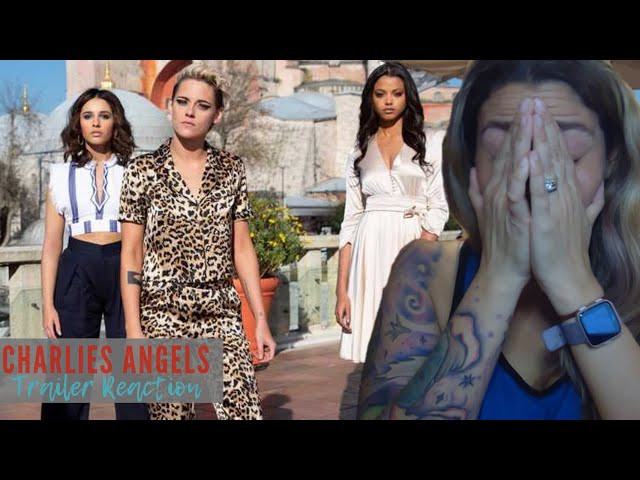 Charlies Angels Official Trailer Reaction and Review