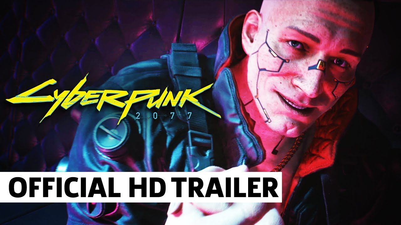 Cyberpunk 2077 - Official Story Reveal Trailer | 'The Gig'