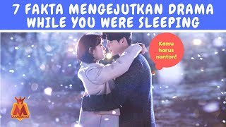 7 Alasan kamu Wajib nonton While you were Sleeping