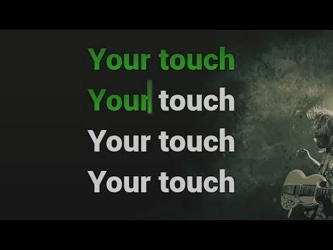 The Black Keys  Your Touch   KARAOKE + LYRICS