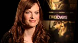 Two Lovers - Exclusive: Vinessa Shaw Interview