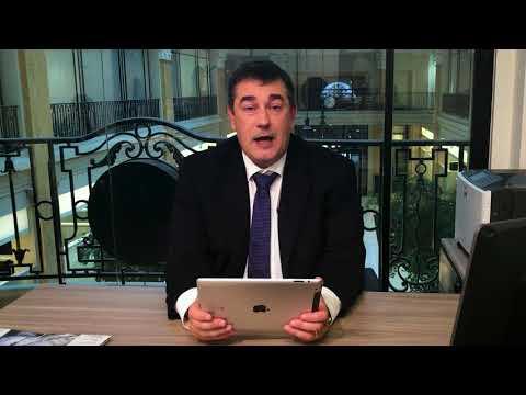 Itw P. Mathieu, DG Gilbert Dupont société de bourse du groupe Crédit du Nord