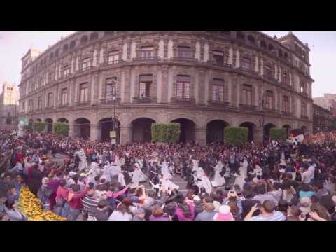 Experience Mexico's Day of the Dead in 360