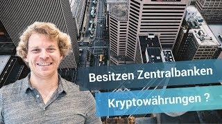 Kreieren Zentralbanken wirklich eigene Kryptowährungen (wie von Dirk Müller beschrieben) ?