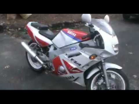 1993 YAMAHA FZR 600 FOR SALE