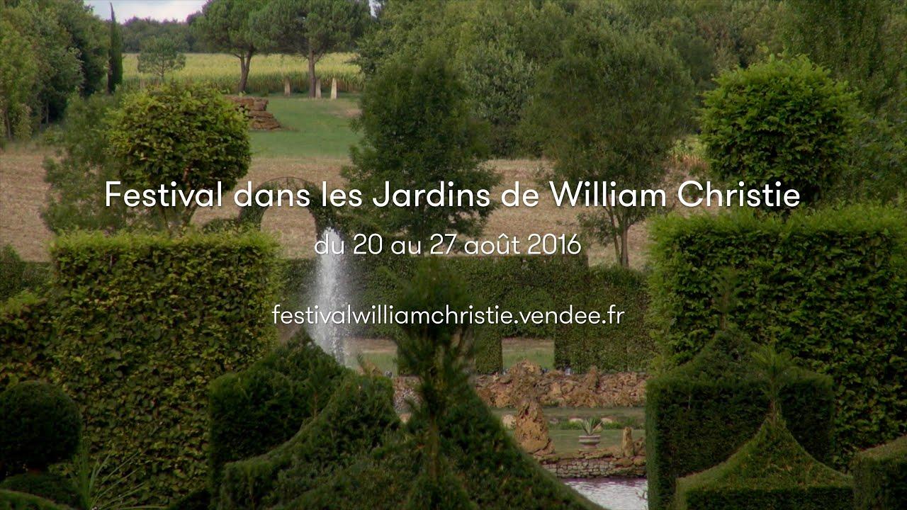 Festival dans les jardins de william christie teaser - Festival dans les jardins de william christie ...