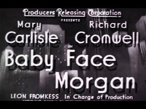 Crime Comedy Movie - Baby Face Morgan (1942)