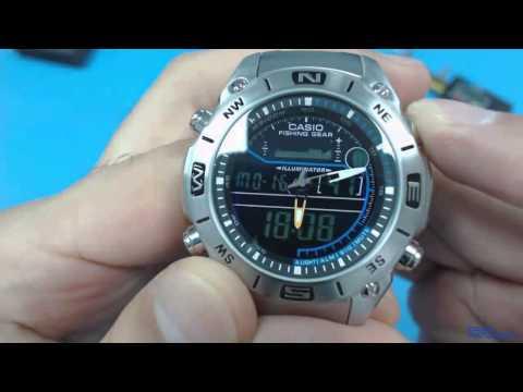 Casio Outgear Fishing AMW-703D-1AV
