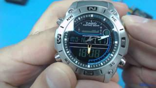 Компанія Casio Outgear Рибалка ММВ-703D-1АВ