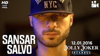 Sansar Salvo & Orkestra - Jolly Joker Istanbul Konseri 2016 (HQ)