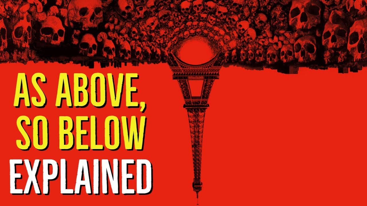 Download AS ABOVE, SO BELOW (Explained)