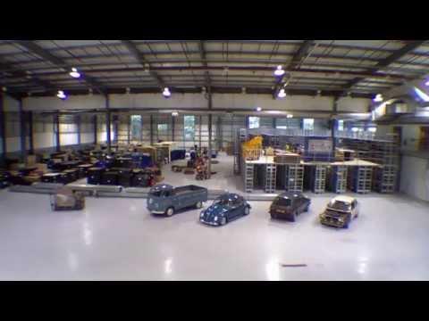 VW Heritage Shoreham Warehouse Build