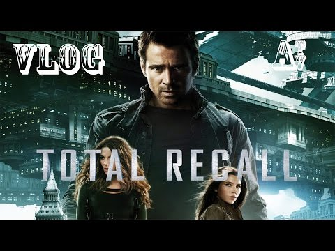 VLOG: Вспомнить Всё (Total Recall, 2012)