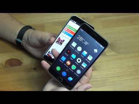 Meizu MX5, Meizu M2 Note, Meizu M1 Note. Установка Play Market (Google Play)
