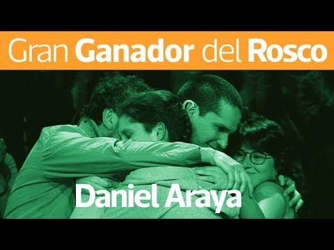 ROSCO GANADOR   Daniel Araya Se Llevó 176 Millones En Pasapalabra