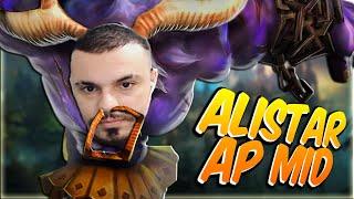 ALISTAR AP = COMBO KILL
