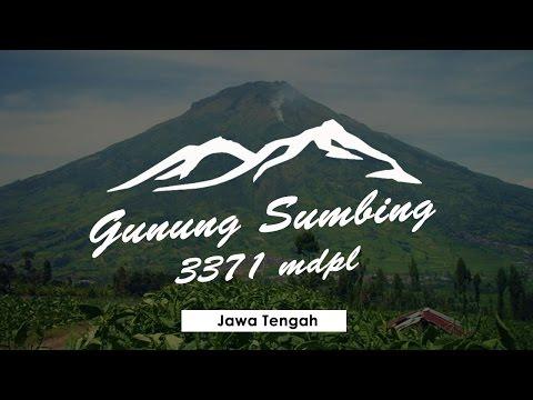 Gunung Sumbing 3371 Mdpl via Garung, Jawa Tengah [HD]
