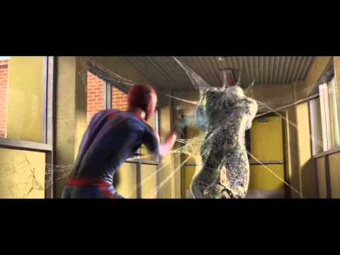Spider-Man vs. The Lizard (School/Third Encounter) - The Amazing Spider-Man poster
