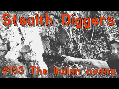 #193 The indian ovens - Exploring a native american site in the hills of NH