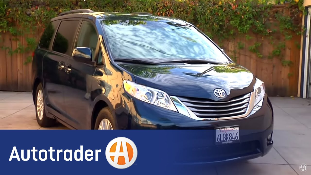 2011 Toyota Sienna Van New Car Review Autotrader Youtube