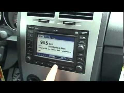 2008 Dodge Caliber Radio Removal Youtube
