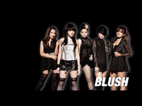 Blush - Korea Times Music Festival 2013 [Fancam]