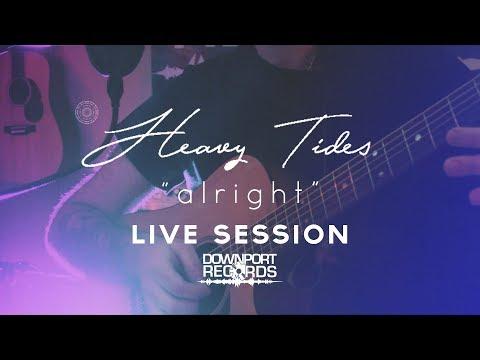"Heavy Tides - ""Alright"" [DREC LIVE SESSION]"