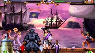 Samurai Spirits Tenkaichi Kenkakuden : Mikado Tournament (2012/7/15) [Part 1]