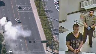 Sovereign Citizen That Caused Horrible Police Chase Crash Arraigned