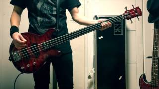 Thank you for watching :D LUNA SEA-gravity Bass cover with ESP J-TV...