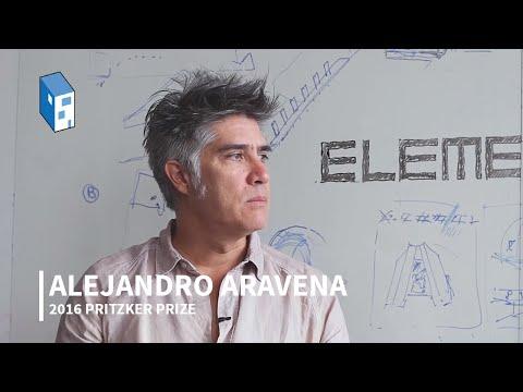 AD Interviews: Alejandro Aravena / Pritzker Laureate 2016