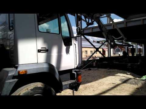 МастерМикс-Бетон - доставка и подача бетона на объект