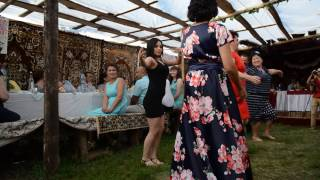 Красивый узбекский танец на свадьбе