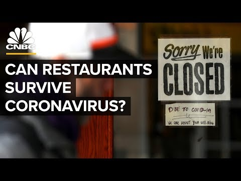 How Coronavirus Decimated The Restaurant Industry Overnight