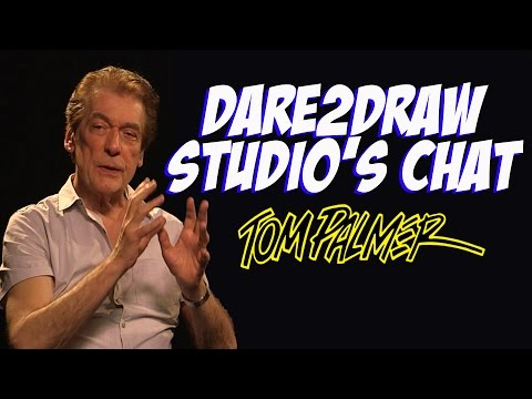 Tom Palmer  ► Episode 9 - Dare2Draw Chat | Working in Comics