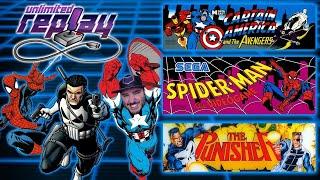 Classic Marvel Arcade Beat