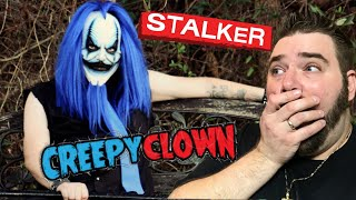 SCARY VIDEO SENT BY STALKER ON TWITTER!
