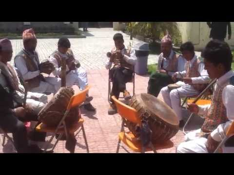 Panche Baja...Nepali traditional music