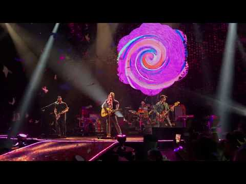 Coldplay Omaha Nebraska, Front Row!! August 14th, 2018 (Part 2 is a separate video!)