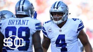 Dallas Cowboys starting to show their true colors | SportsCenter | ESPN