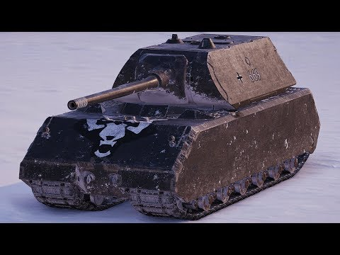 World of Tanks Maus - 6 Kills 10K Damage thumbnail