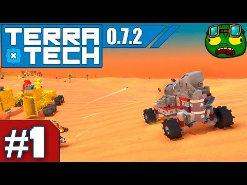 видео: terratech ОБНОВЛЕНИЕ 0.7.2 - Вновь в игре!