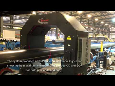 Diameter measurement with laser scan micrometer doovi for Bytewise measurement systems