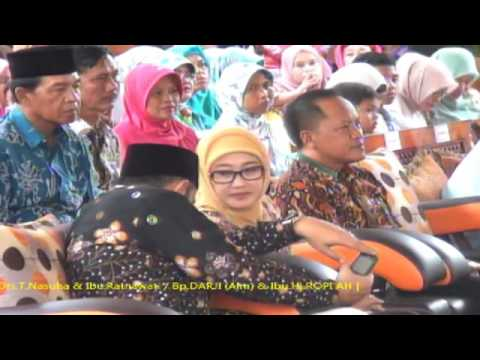 live streaming Kuwu Nasuha 18 september 2016 dihadiri Ibu Bupati Ana Sopanah Ds. sukamelang Kemped