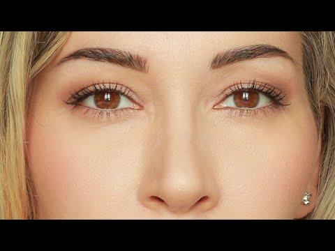 Trucco occhi nude semplice | make up no make up| Trucco giorno facile
