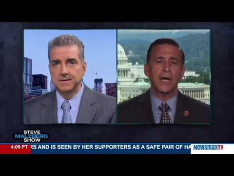 Malzberg | Rep. Darrell Issa on questioning Loretta Lynch before the House Judiciary Committee