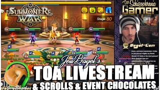 SUMMONERS WAR : Hydra Hounds Guild Summons + More (Livestream VOD
