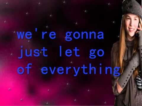 Bridgit Mendler/Lemonade Mouth - Somebody (Lyrics Video)