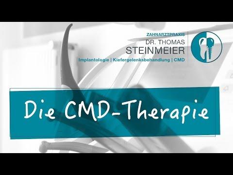 """Erklärvideo: """"Die CMD-Therapie"""" Dr. Thomas Steinmeier   Bad Oeynhausen  """